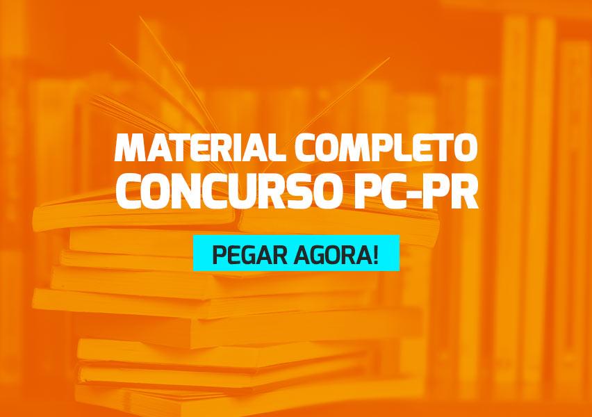 Apostila Concurso PC-PR