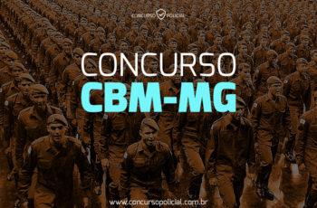 Concurso CBM-MG: apostilas em PDF e informações atualizadas!
