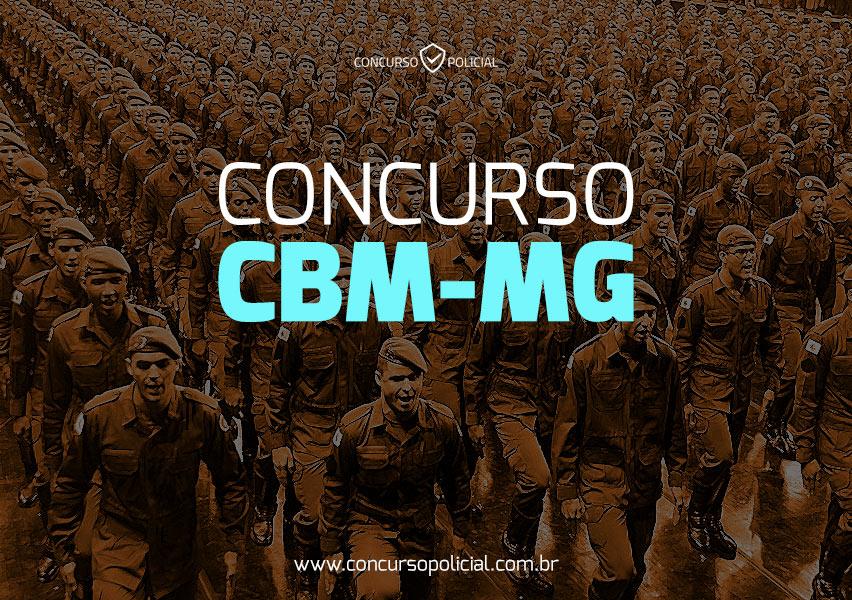 Concurso CBM-MG