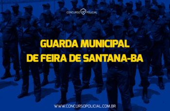 Concurso Guarda Municipal de Feira de Santana: o Guia Completo com materiais!