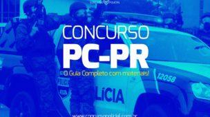 Concurso PC-PR