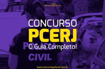 Concurso PC-RJ: o Guia Completo com materiais em PDF!