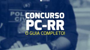 Concurso PC-RR