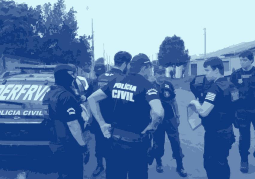 Concurso Polícia Civil de Roraima