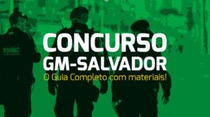 Concurso GM Salvador