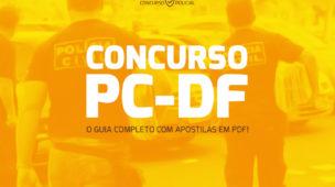 Concurso PC-DF