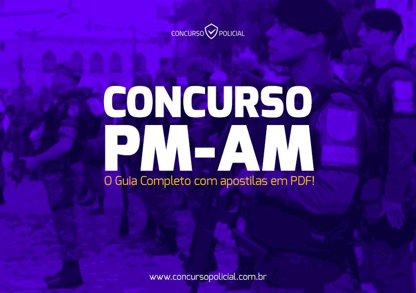 Concurso PM-AM