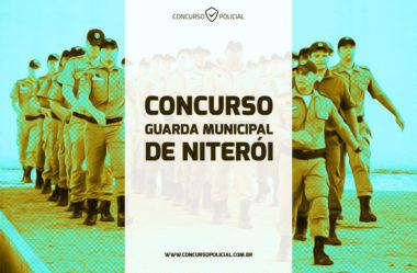 Concurso Guarda Municipal de Niterói: dicas e apostilas em PDF!
