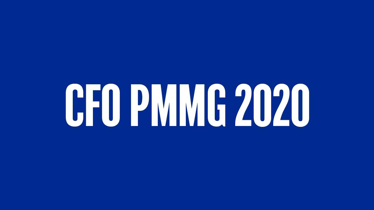 Concurso CFO PMMG 2020