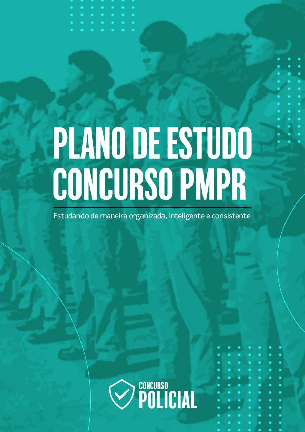 Plano de Estudo PM-PR