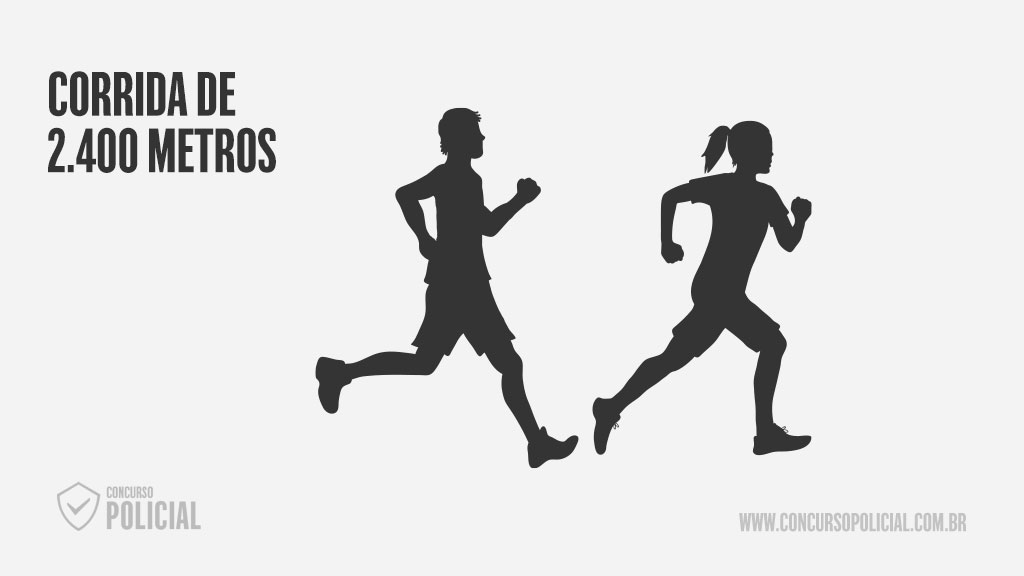 Corrida de 2.400 metros
