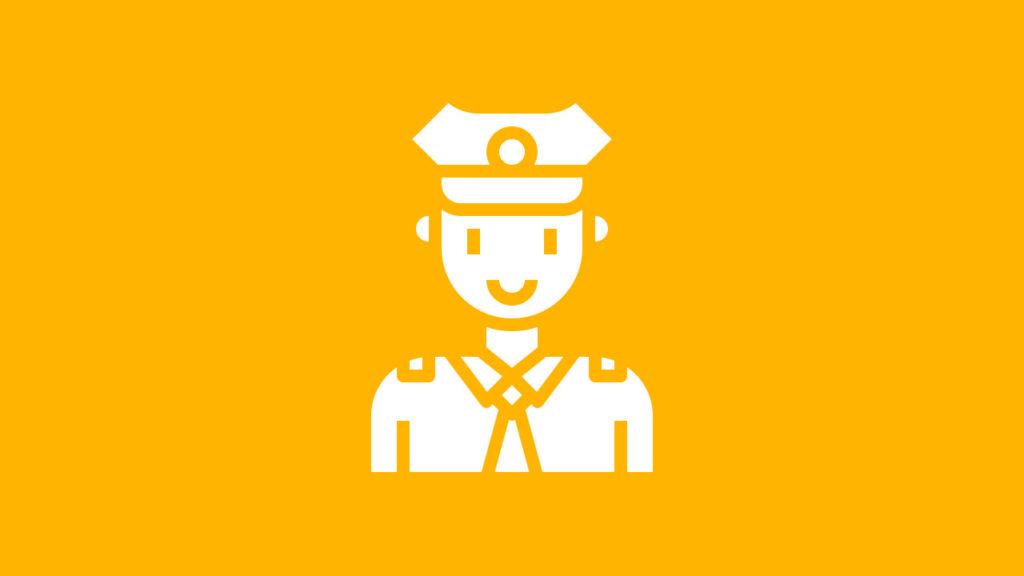 Prioridade para ser policial