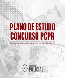 Plano de Estudo PC-PR
