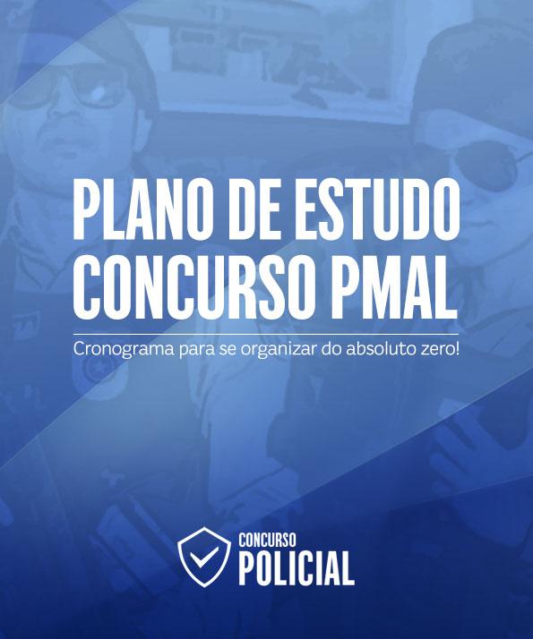 Plano de Estudo Soldado PM-AL
