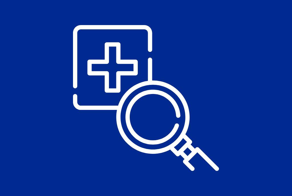 Exame médico - Concurso PMSC