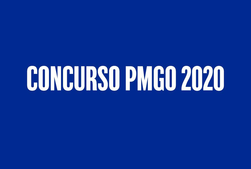 Concurso PMGO 2020