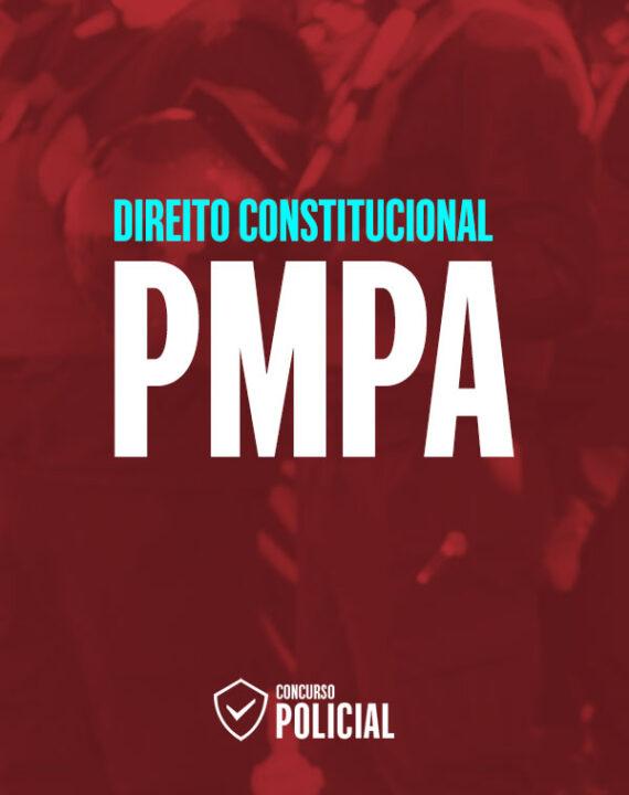 Legislação de Direito Constitucional da PMPA