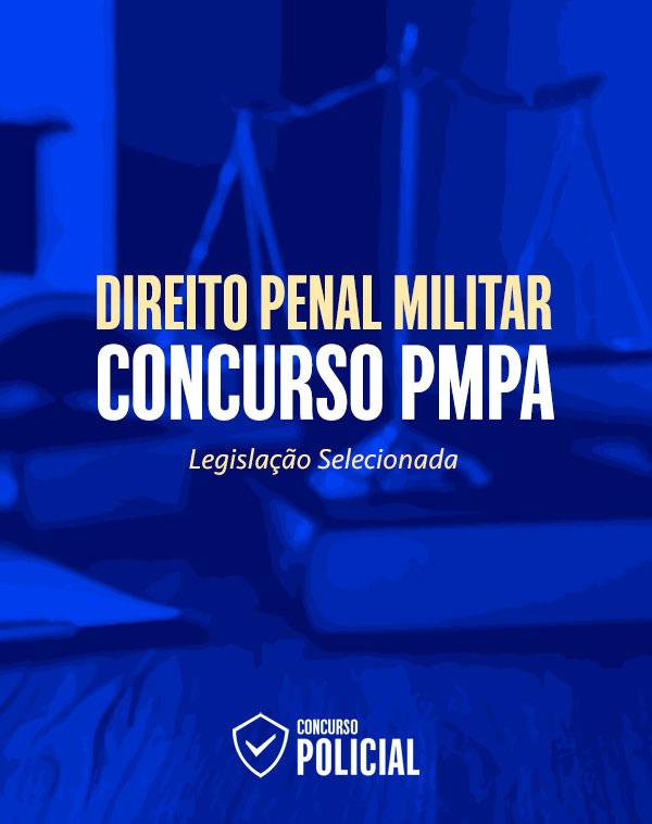 Legislação de Direito Penal Militar da PMPA
